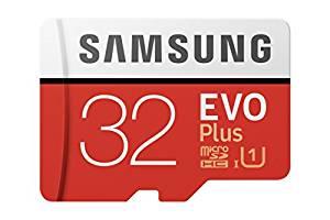 Samsung Evo 32 GB MicroSD UHS1